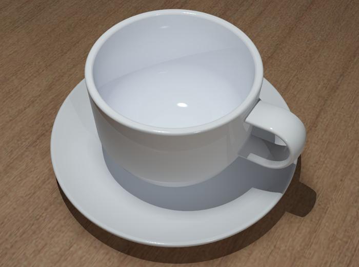 Cup-render