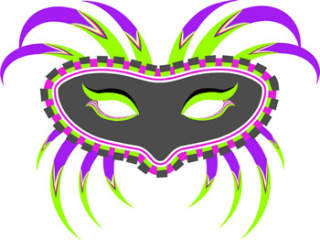 Mask clip art